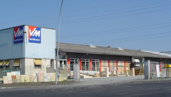 <p>VM vous accueille &agrave; SAINT BARTHELEMY D&#39;ANJOU, l&#39;expert mat&eacute;riaux &amp; construction dans le 49.</p>