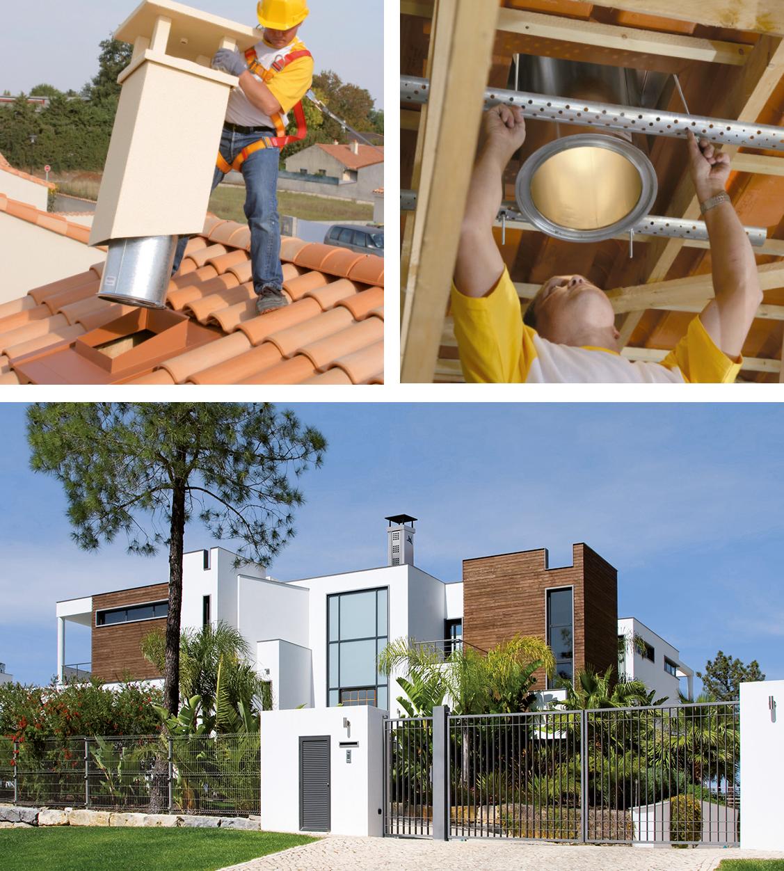 Peut On Installer Un Poele A Bois Soi Meme prévoir l'installation d'un poêle à bois - cheminées poujoulat