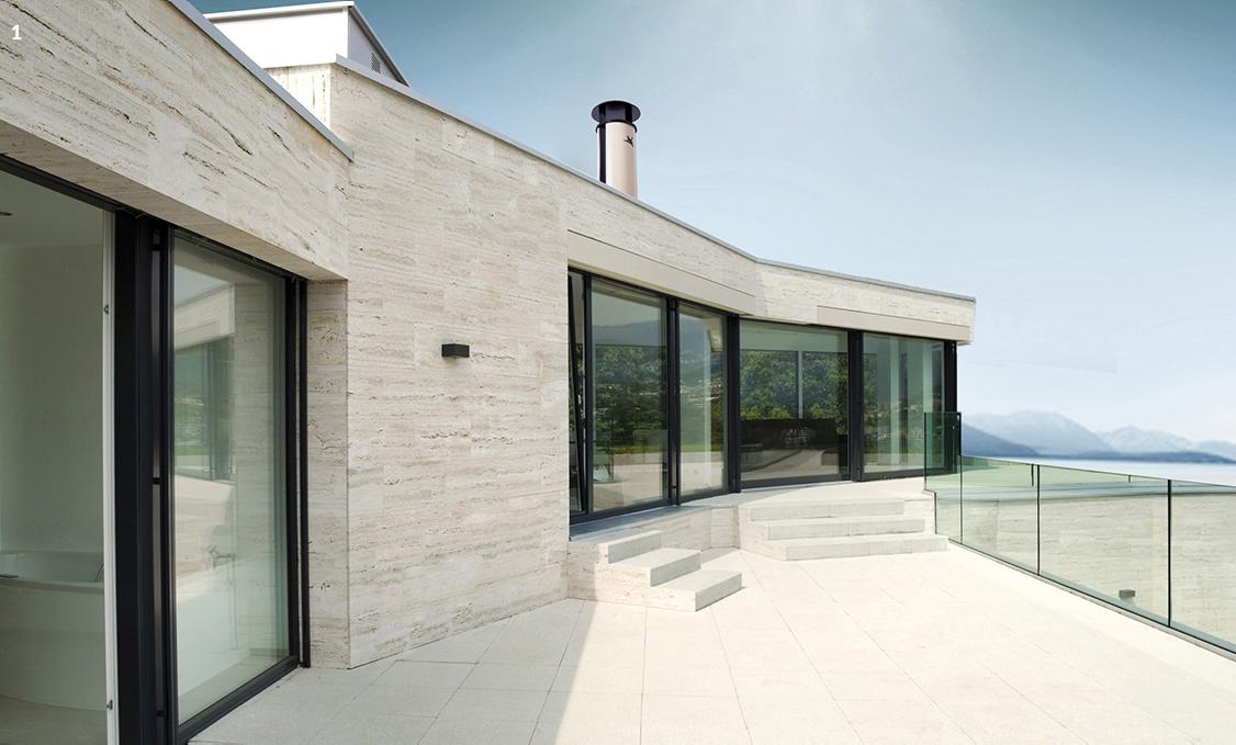 Personnalisez votre maison gr ce aux conduits de fum e et for Conduit cheminee exterieur poujoulat