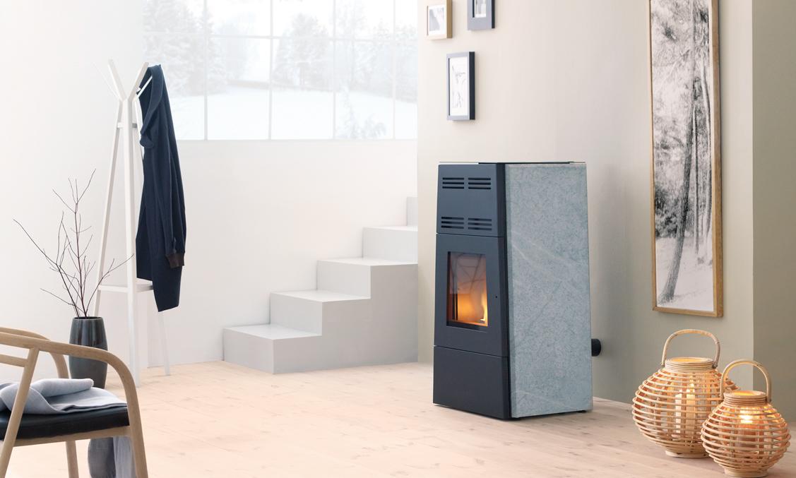 installer un poele a pellet pour reduire sa consommation d. Black Bedroom Furniture Sets. Home Design Ideas
