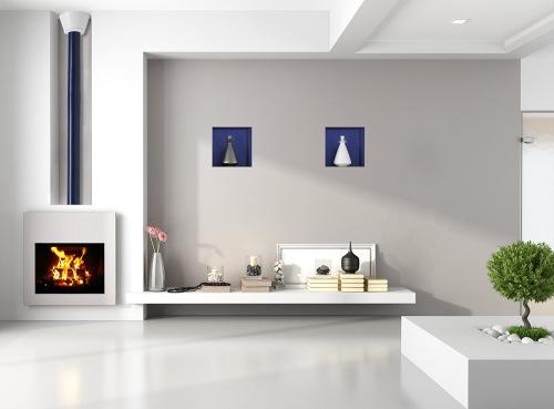 conduits de chemin e et sorties de toit design par poujoulat. Black Bedroom Furniture Sets. Home Design Ideas