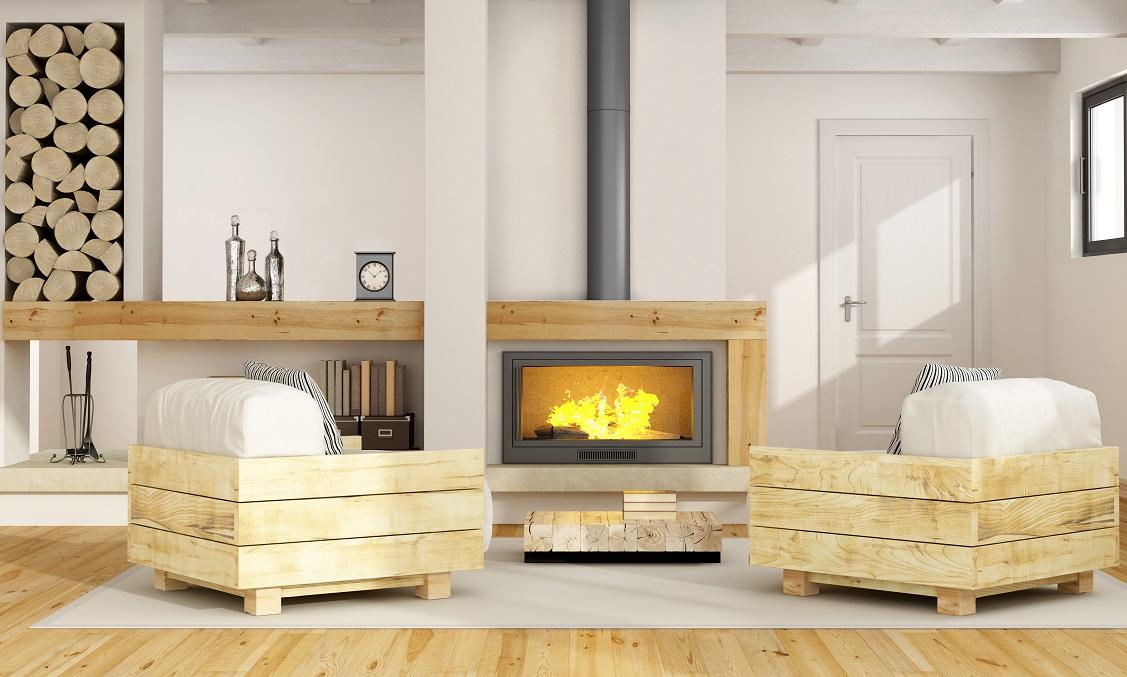 Construire Cheminée Foyer Ouvert comment optimiser son foyer ouvert grâce à un insert ou un foyer fermé ?