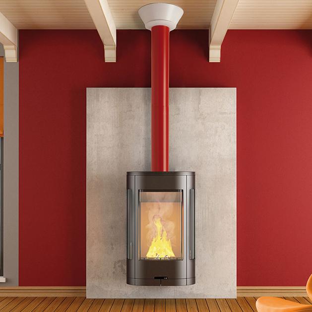 habillage ventil pour conduits de raccordement po le. Black Bedroom Furniture Sets. Home Design Ideas