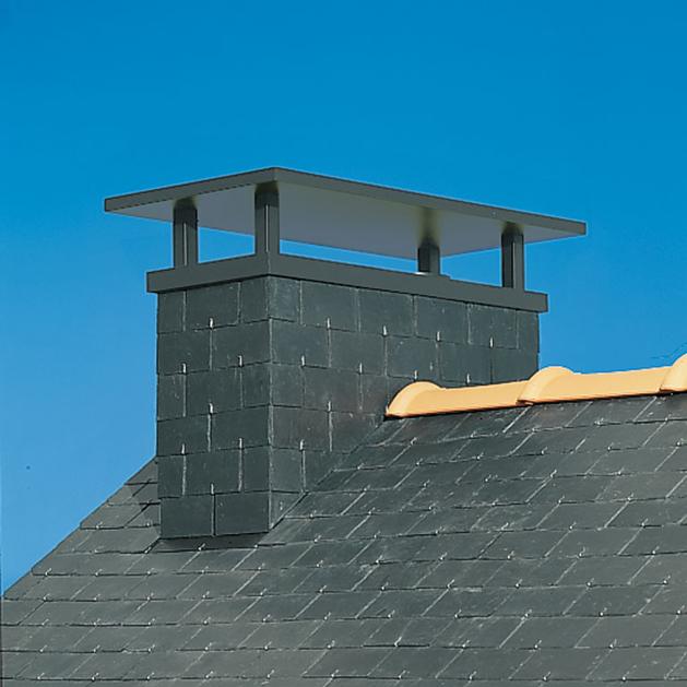 sortie de toit r gionale bretagne adapt e au style architectural de votre r gion chemin es. Black Bedroom Furniture Sets. Home Design Ideas