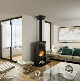 confort distribution d 39 air chaud pour foyer po le bois et granul s chemin es poujoulat. Black Bedroom Furniture Sets. Home Design Ideas