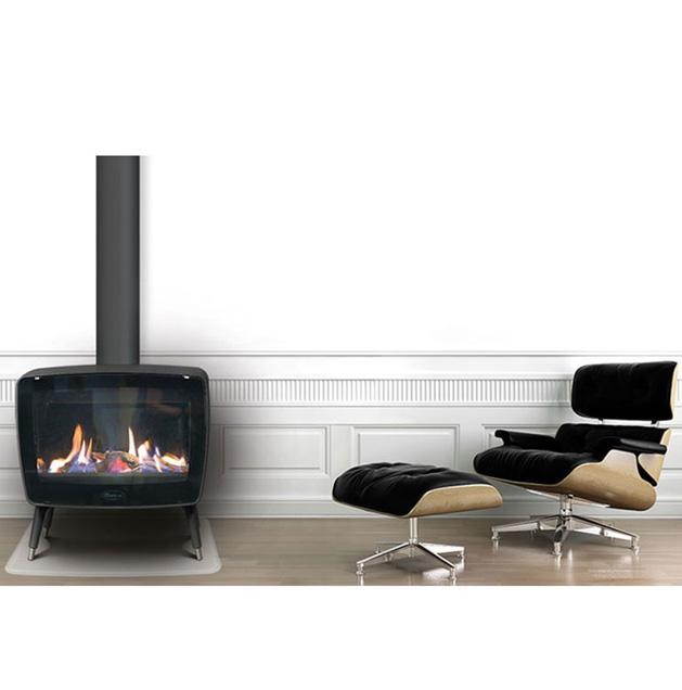 duogas conduit de fum e pour insert et foyer gaz chemin es poujoulat. Black Bedroom Furniture Sets. Home Design Ideas