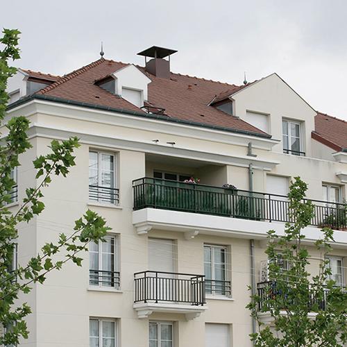 Conduits de fum e pour logement collectif tertiaire et industrie chemin es - Installer une vmc dans une maison ...